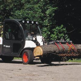 Bobcat Grapa Agrícola Utilitaria