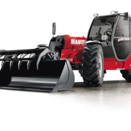 Manitou MLT-X 735