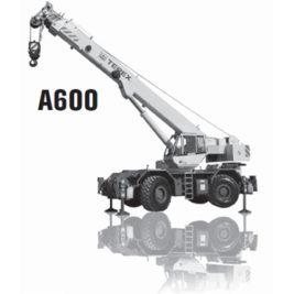 Terex A 600