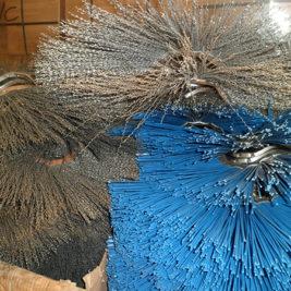 Bobcat Cepillos de barredora