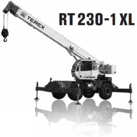 Terex RT 230-1 XL