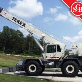 Terex RT 670