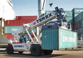 Terex TFC 45 L