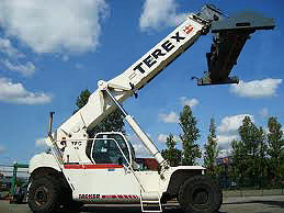 Terex TFC 45 LSX