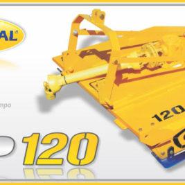 Grosspal 3P VG120