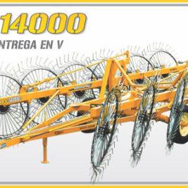Grosspal REV 14000