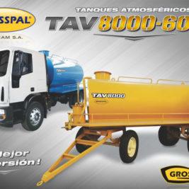 Grosspal TAV 8000 / 6000