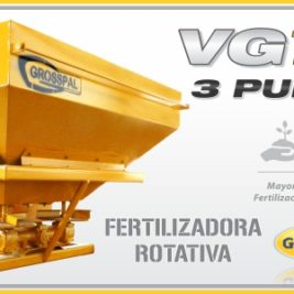 Grosspal VG 1000 3 Puntos