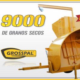 Grosspal VG 9000