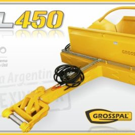 Grosspal Vial 450
