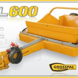Grosspal Vial 600