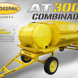 Grosspal AT 3000 Combinado