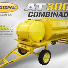 Grosspal AT 3000 Combinado