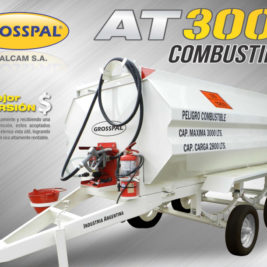 Grosspal AT3000 Combustible