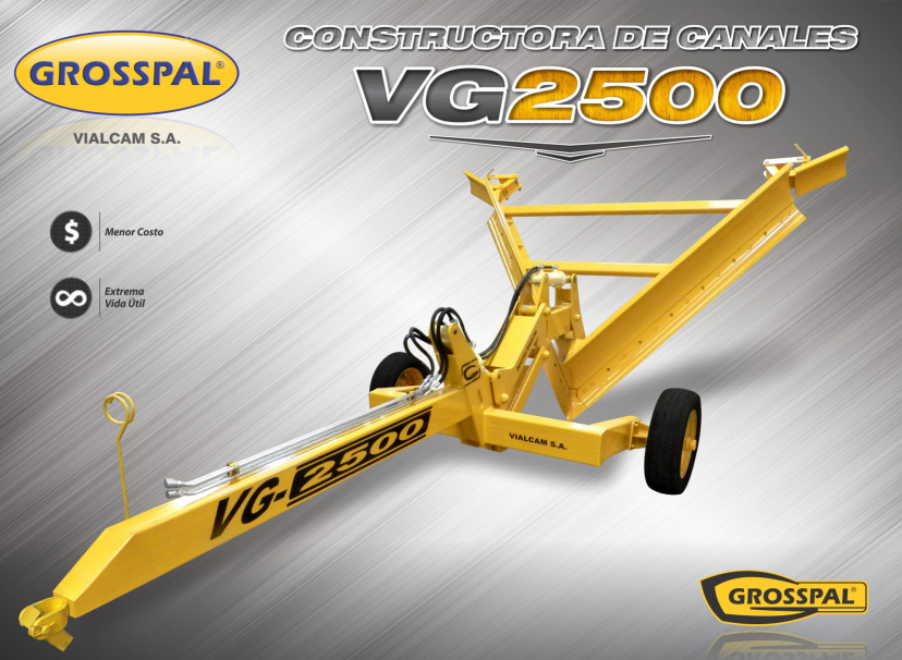 Resultado de imagen para Grosspal VG2500