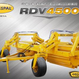 Grosspal RDV 4500