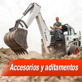 Accesorios y aditamentos