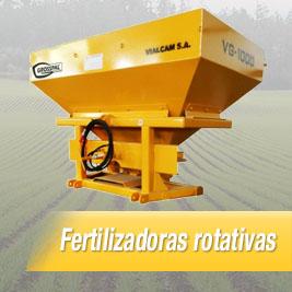 Fertilizadoras rotativas