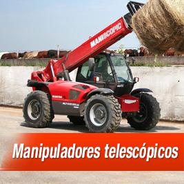 Manipuladores telescópicos