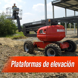 Plataformas de elevación