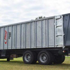Fliegl Caja Optimizadora de Carga ASW 271 Camión